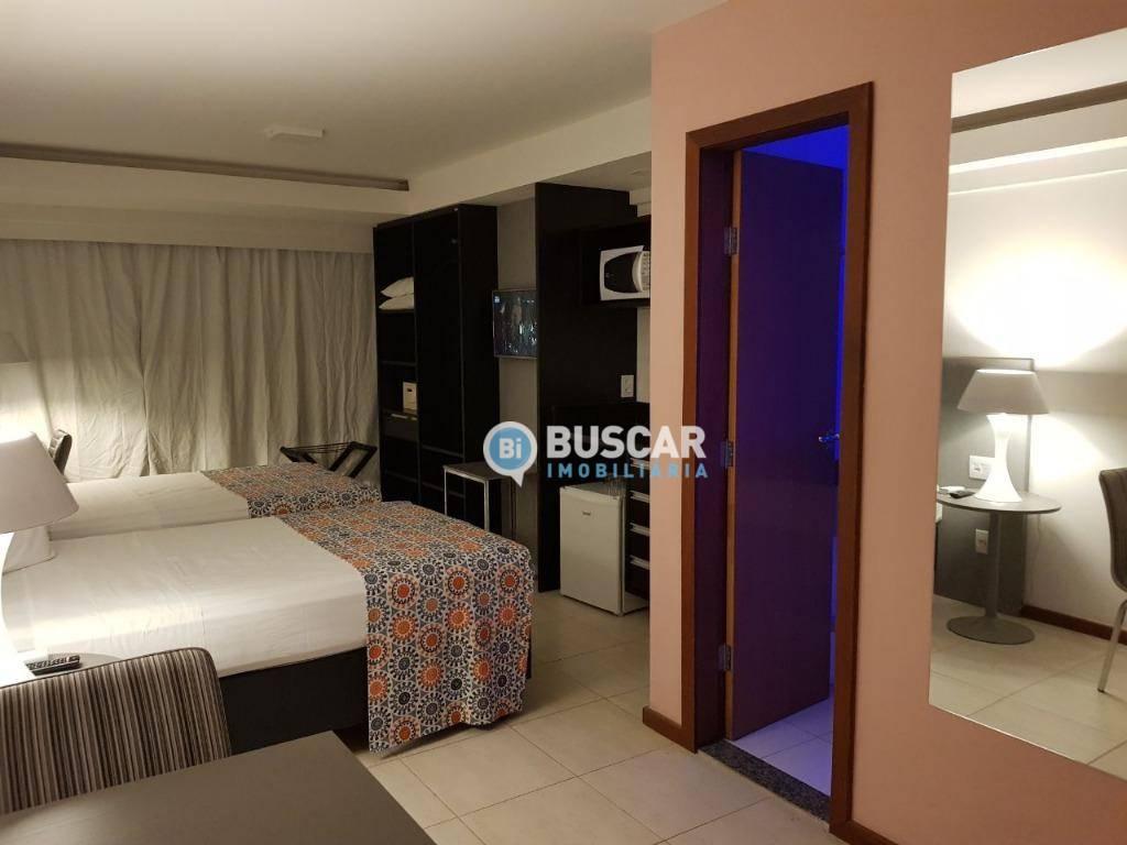 Flat com 1 dormitório à venda, 48 m² por R$ 180.000 - Kalilândia - Feira de Santana/BA