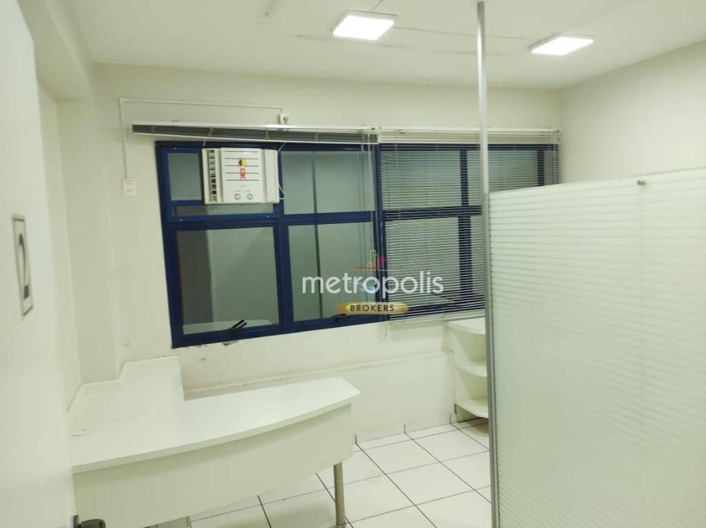 Sala para alugar, 79 m² por R$ 2.000,00/mês - Vila Guiomar - Santo André/SP