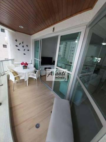 Apartamento com 3 dormitórios à venda, 110 m² por R$ 600.000,00 - Astúrias - Guarujá/SP