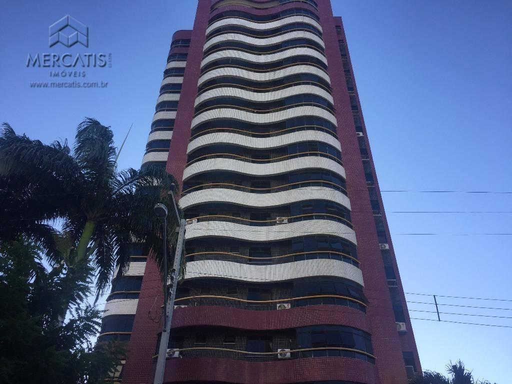 Apartamento à venda  |  Ed. Auguste Rodin  |  Bairro Guararapes  |  Fortaleza (CE)  -