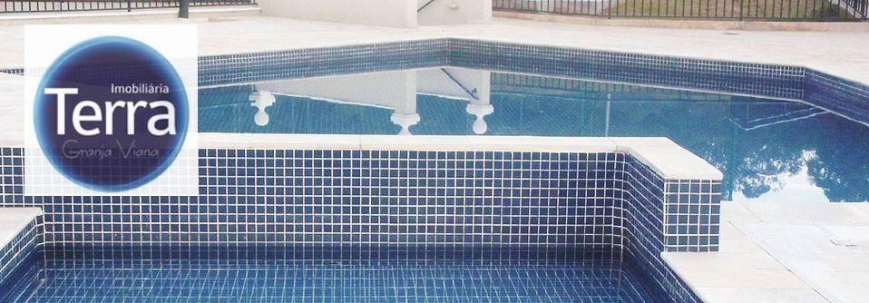 Terreno residencial à venda, Reserva Santa Maria, Granja Viana.