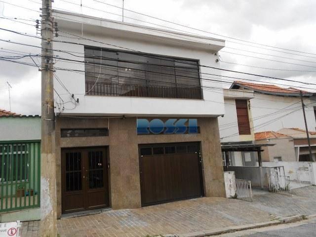 Casa residencial à venda, Alto da Mooca, São Paulo.