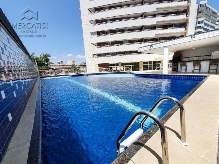 Apartamento à venda | Edifício Home Club - Torre Maria da Paz | Bairro Dionísio Torres | Fortaleza (CE) -