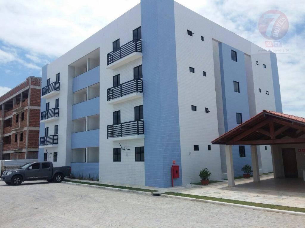 Apartamento residencial à venda, Paratibe, João Pessoa - AP0