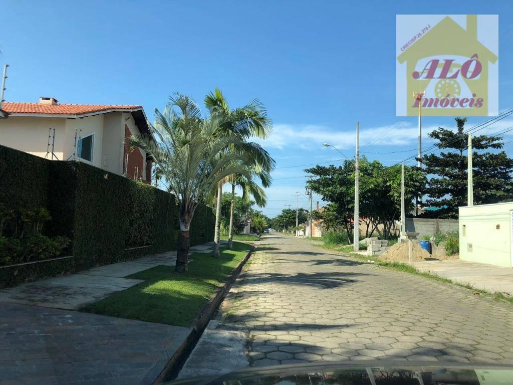 Casa à venda, 139 m² por R$ 450.000,00 - Jardim Casablanca - Peruíbe/SP