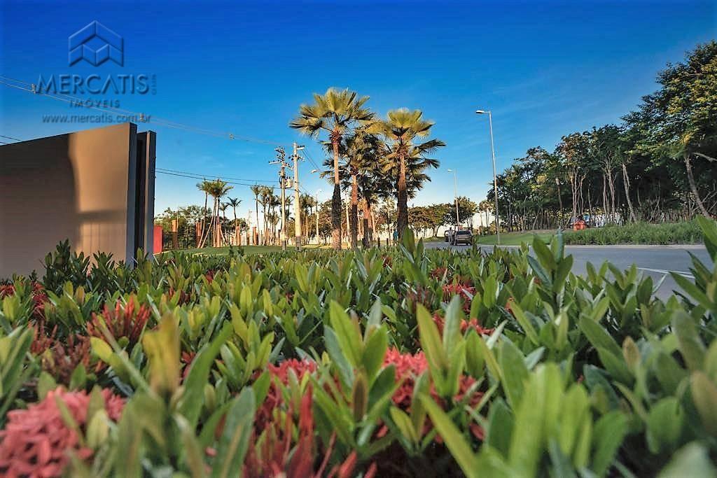 jardim da entrada | condomínio alpha residencial 1