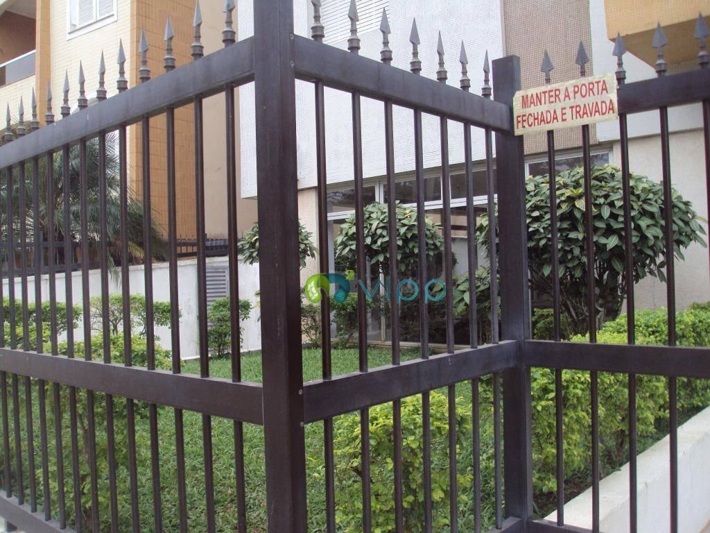 Apartamento com 4 dormitórios à venda, 143 m² por R$ 340.000,00 - Jardim Enseada - Guarujá/SP