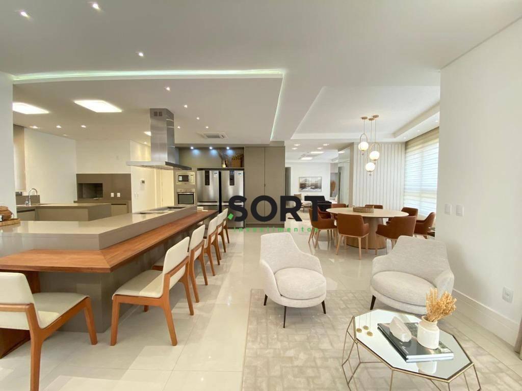 Apartamento com 5 dormitórios à venda, 317 m² por R$ 8.000.000,00 – Barra Sul – Balneário Camboriú/SC