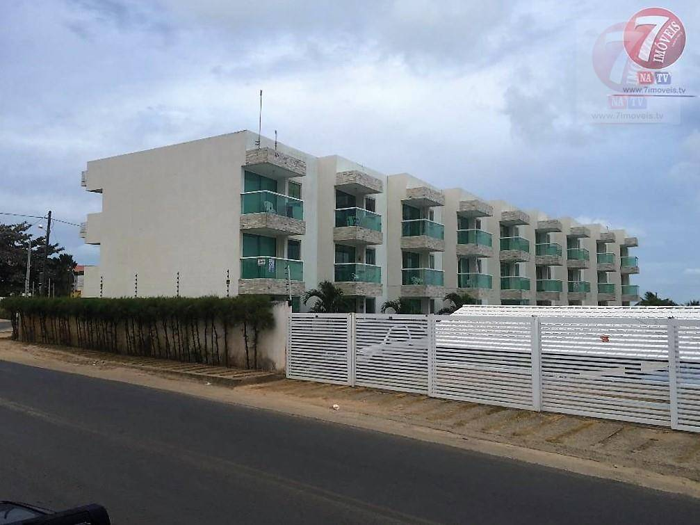 Apartamento residencial à venda, Carapibus, Conde - AP0291.