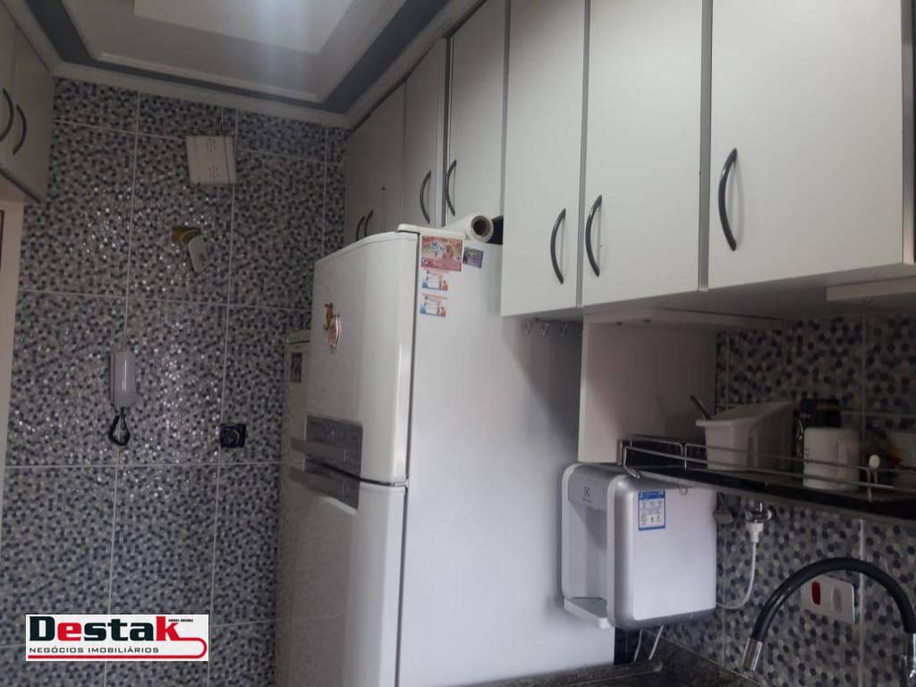 Apartamento- Demarchi - São Bernardo do Campo/SP