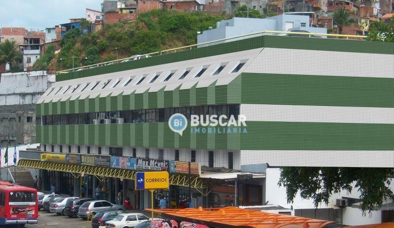 Sala, 26 m² - venda por R$ 120.000 ou aluguel por R$ 1.000/mês - Brotas - Salvador/BA