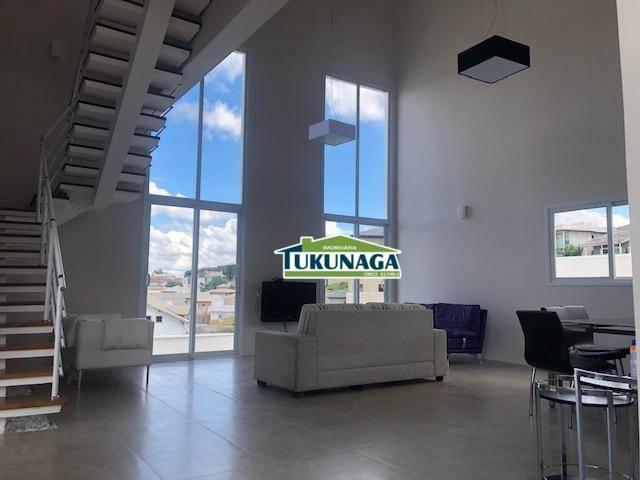 Sobrado à venda, 300 m² por R$ 975.000,00 - Chácara do Remanso Gl Um - Vargem Grande Paulista/SP