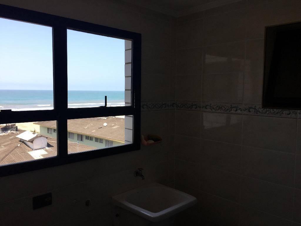 Apartamento residencial à venda, 109 m², Vila Tupi, Praia Grande.