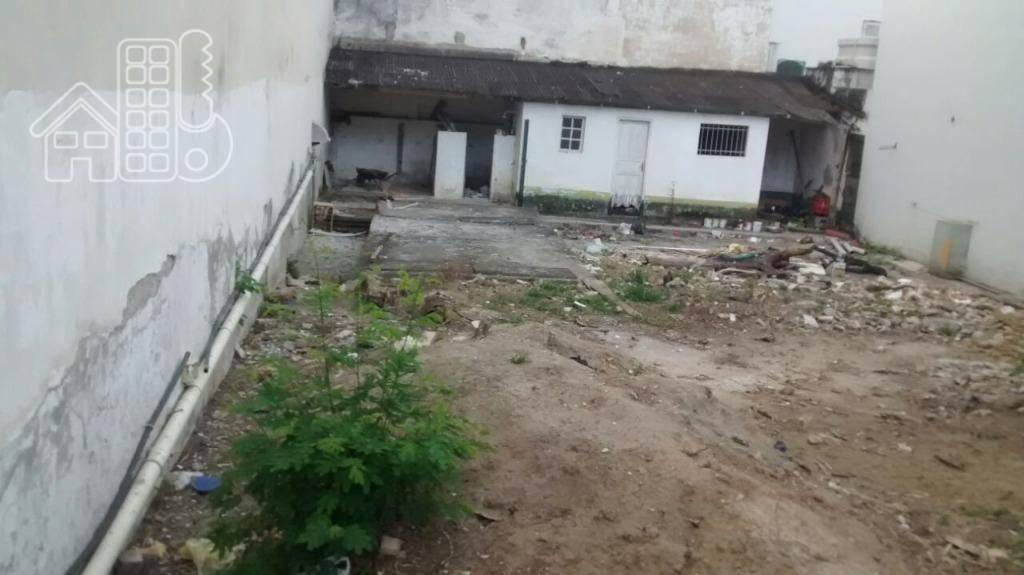 Terreno comercial à venda, Centro, São Gonçalo.