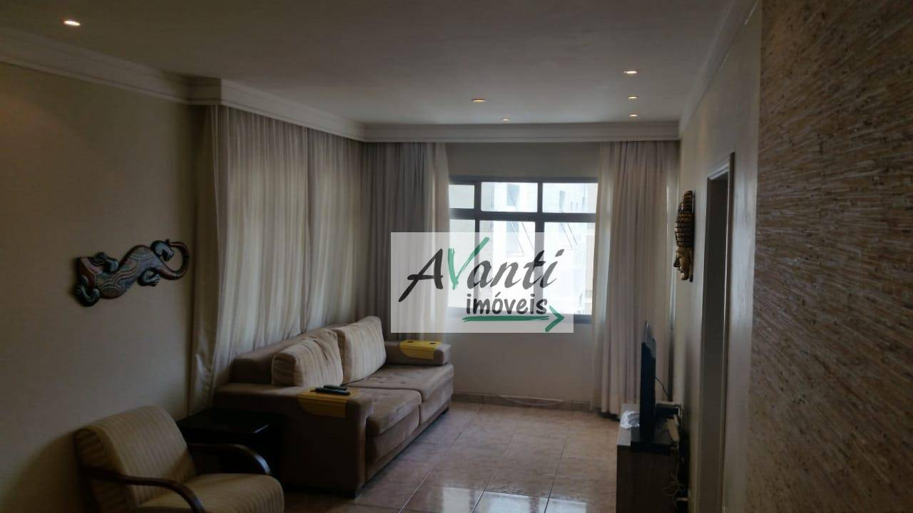 Apartamento com 2 dormitórios à venda, 90 m² por R$ 405.000,00 - Itararé - São Vicente/SP
