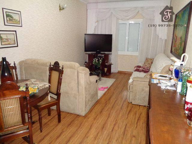 Apartamento com 2 dormitórios à venda, 96 m² por R$ 270.000,00 - Centro - Campinas/SP
