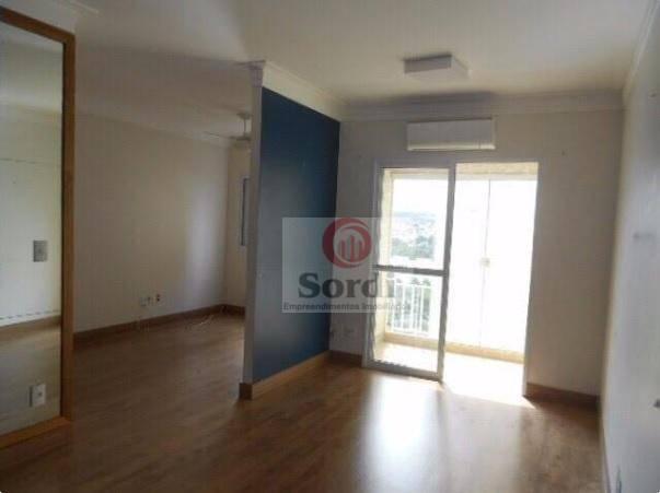 Apartamento à venda, 67 m² por R$ 280.000,00 - Parque Residencial Lagoinha - Ribeirão Preto/SP