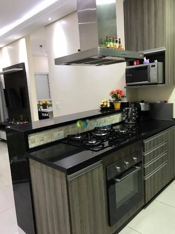 Apartamento residencial com 03 Dormitorios sendo 01 suite -  para venda e locação, Vila Progresso, Sorocaba.