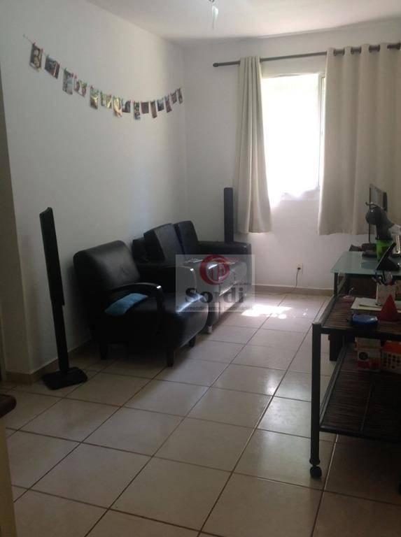 Apartamento residencial à venda, Jardim Palma Travassos, Ribeirão Preto.