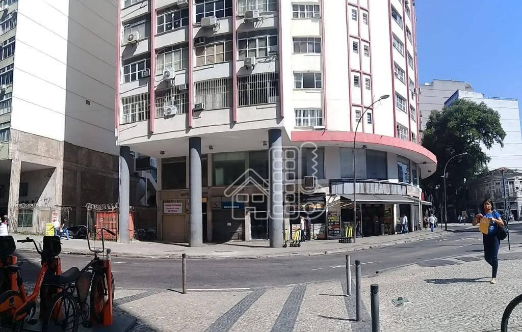 Sala à venda, 35 m² por R$ 150.000,00 - Centro - Rio de Janeiro/RJ