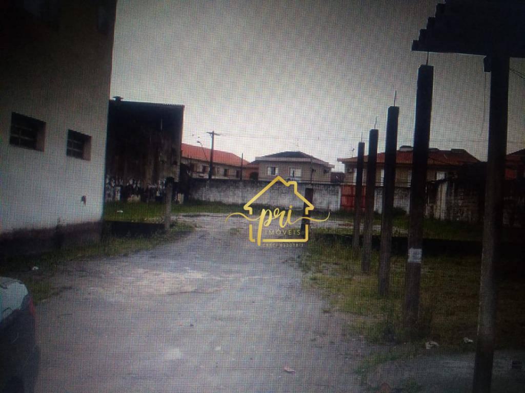 Terreno para alugar, 1200 m² por R$ 12.000,00/mês - Parque São Vicente - São Vicente/SP