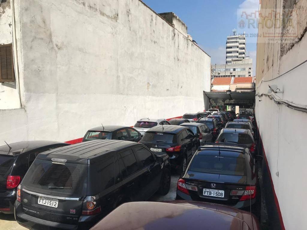 Venda de Estacionamento em Pinheiros 10 mil líquido