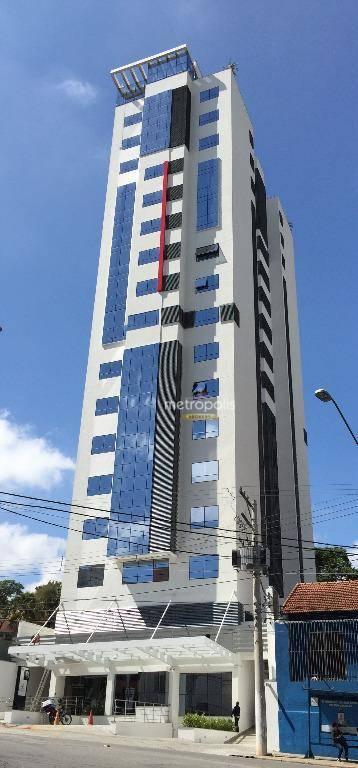 Sala para alugar, 27 m² por R$ 1.000/mês - Vila Baeta Neves - São Bernardo do Campo/SP
