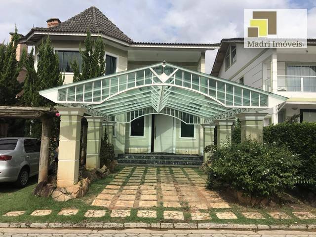Casa com 4 dormitórios à venda, 497 m² por R$ 1.380.000 - Jardim Floresta - Atibaia/SP