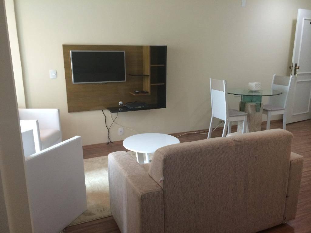 Flat com 1 dormitório para alugar, 36 m² por R$ 1.990/mês - Jardim Paulistano - São Paulo/SP
