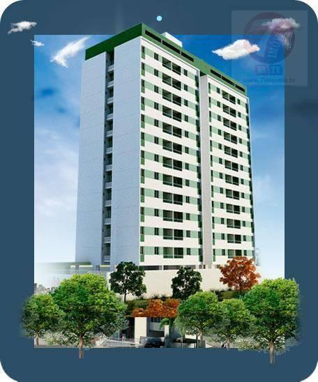 Apartamento residencial à venda, Castelo Branco, João Pessoa