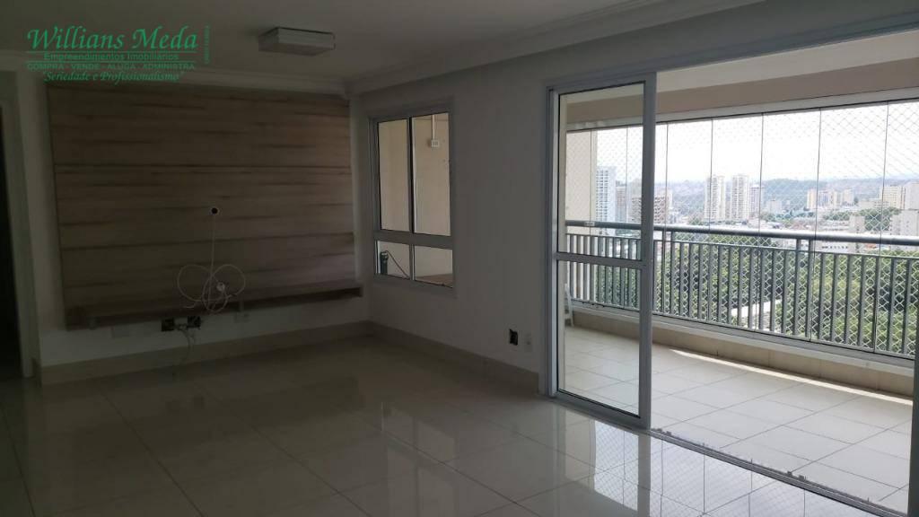 Apartamento com 3 dormitórios para alugar, 126 m² por R$ 3.000/mês - Vila Progresso - Guarulhos/SP