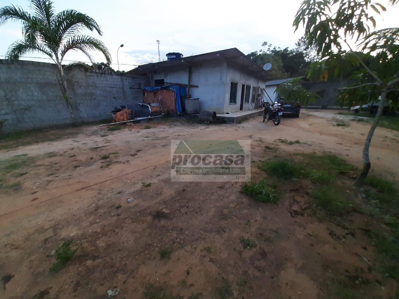 Terreno para alugar, 600 m² por R$ 5.000/mês - Tarumã - Manaus/AM