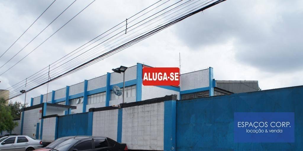 Galpão industrial para locação, 5036m² - Cumbica - Guarulhos/SP
