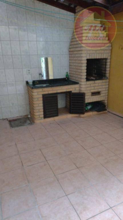 Casa com 2 dormitórios à venda, 88 m² por R$ 250.000,00 - Balneário Flórida Mirim - Mongaguá/SP