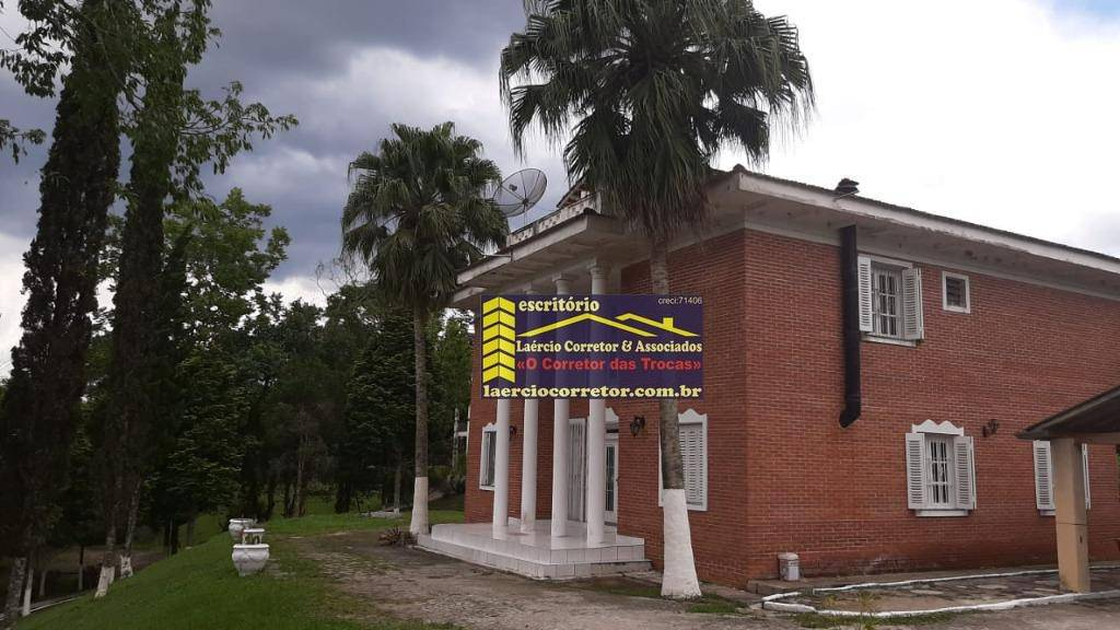 Chácara com 3 dormitórios à venda, 4000 m² por R$ 1.200.000,00 - Chácara Recanto Bela Vista - Itapecerica da Serra/SP