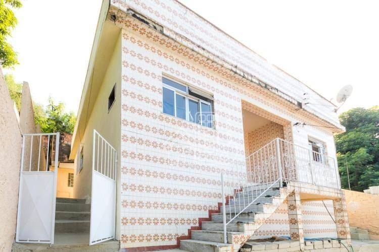 Casa com 2 dormitórios à venda, 130 m² por R$ 159.001,00 - Boa Vista - São Gonçalo/RJ