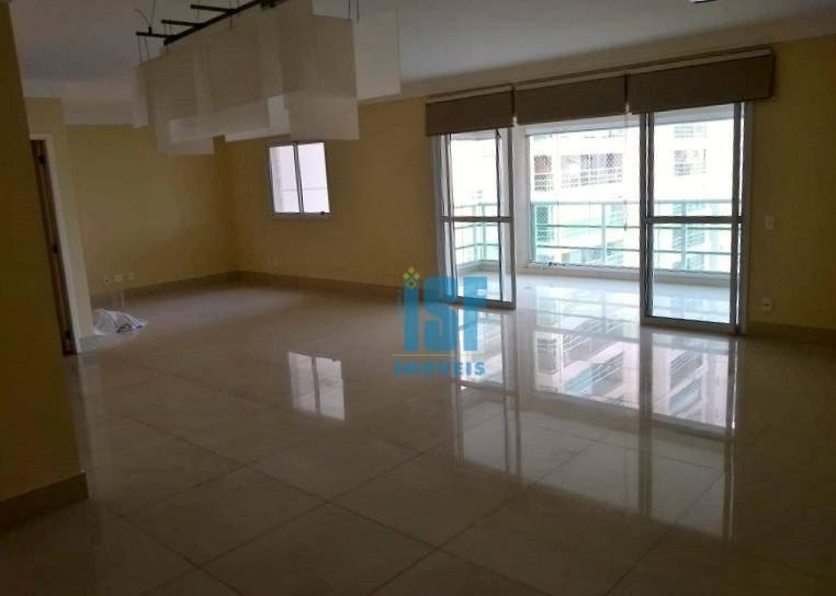 Apartamento com 4 dormitórios para alugar, 202 m² - Recanto Maravilha III - Santana de Parnaíba/SP - AP24628.