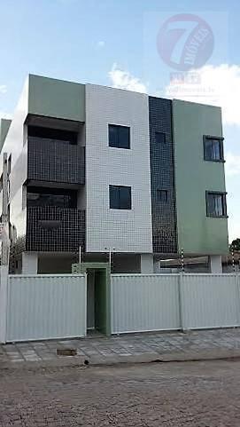Apartamento residencial à venda, Jardim 13 de Maio, João Pes
