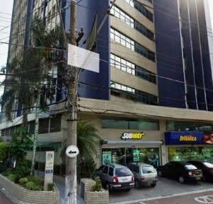 Conjunto para alugar, 252 m² por R$ 8.000,00/mês - Vila Matias - Santos/SP