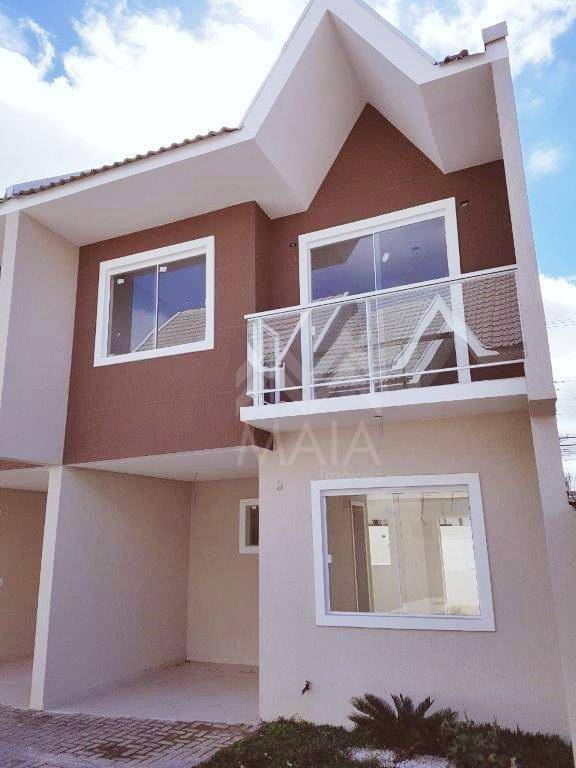 Sobrado residencial à venda, Alto Boqueirão, Curitiba - Curitiba