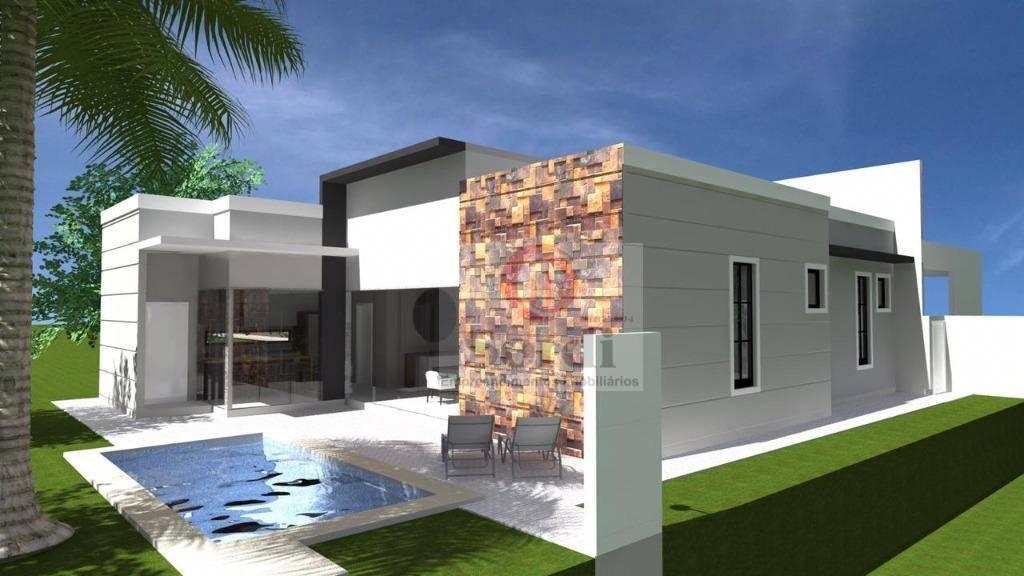 Casa à venda, 280 m² por R$ 1.490.000,00 - Bonfim Paulista - Ribeirão Preto/SP