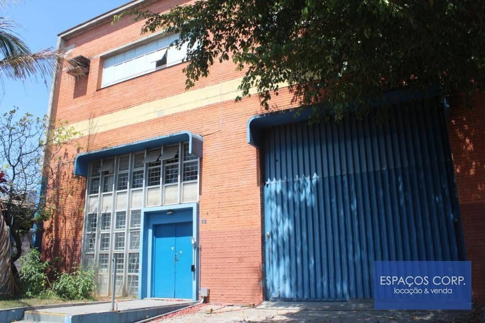 Galpão monousuário para alugar, 2800m² - Presidente Altino - Osasco/SP