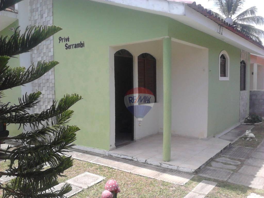 Casa com 2 dormitórios à venda, 47 m² por R$ 149.000,00 - Janga - Paulista/PE