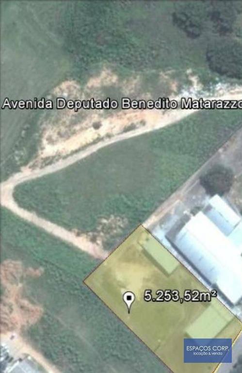 Terreno à venda e/ou locação - Serimbura - São José dos Campos/SP