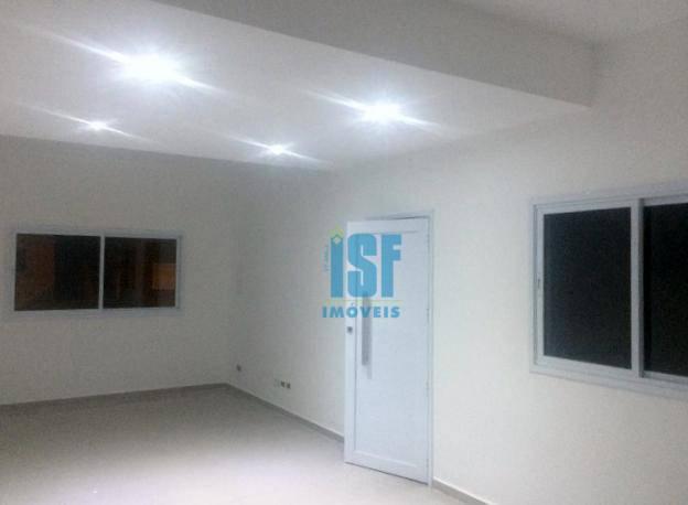 Sobrado com 3 dormitórios à venda, 120 m² - Jardim Rio das Pedras - Cotia/SP - SO5577.