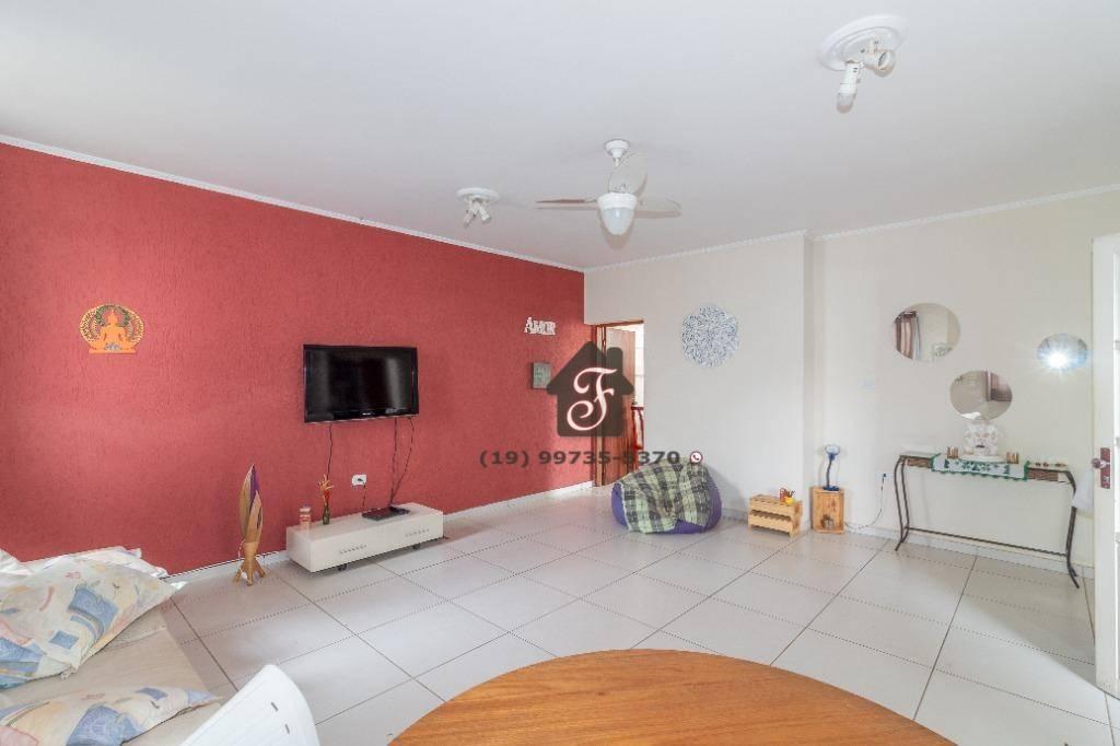 Casa com 3 dormitórios à venda, 226 m² por R$ 700.000,00 - São Bernardo - Campinas/SP