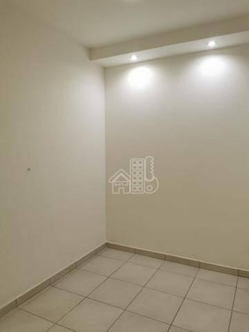 Sala para alugar, 30 m² por R$ 1.200,00/mês - Icaraí - Niterói/RJ