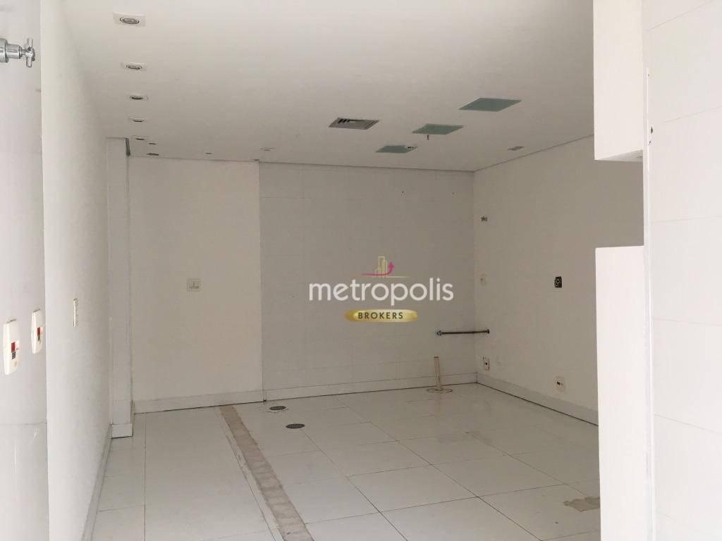 Loja à venda, 29 m² por R$ 191.000,00 - Barcelona - São Caetano do Sul/SP