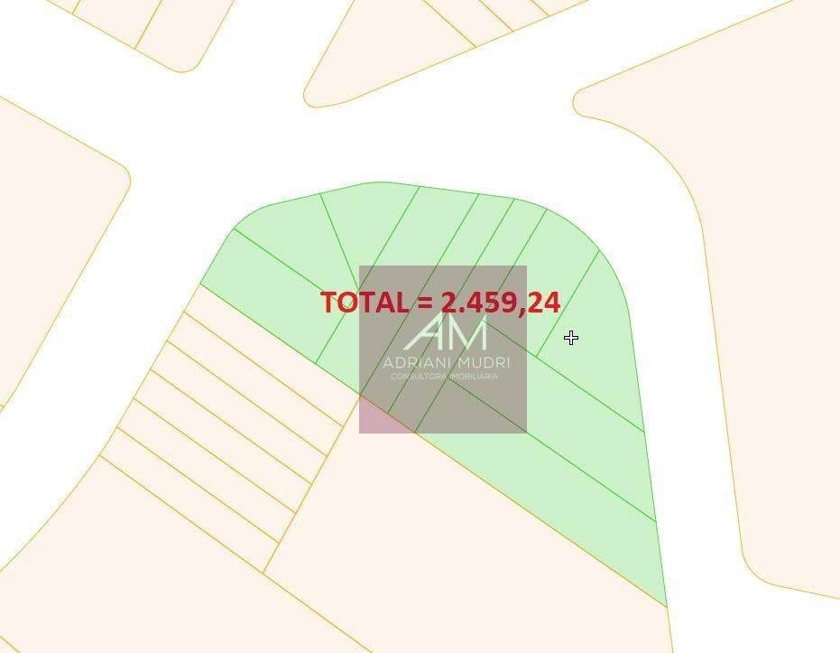Área à venda, 2459 m² por R$ 9.750.000,00 - Vila Baeta Neves - São Bernardo do Campo/SP