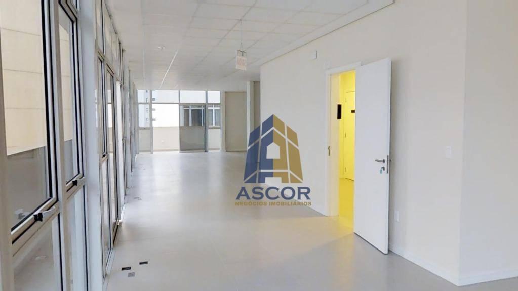 Sala para alugar, 132 m² - Centro - Florianópolis/SC